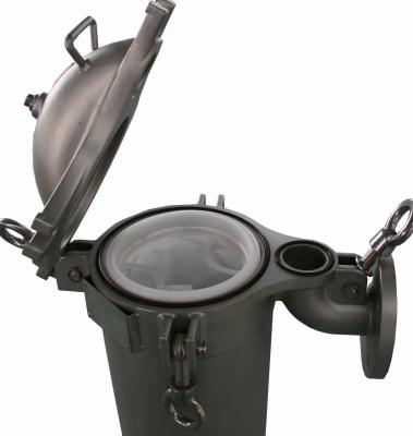 filtr wstępny do wody, filtracja wstępna, filtr workowy, obudowa workowa, oczyszczanie wstępne wody