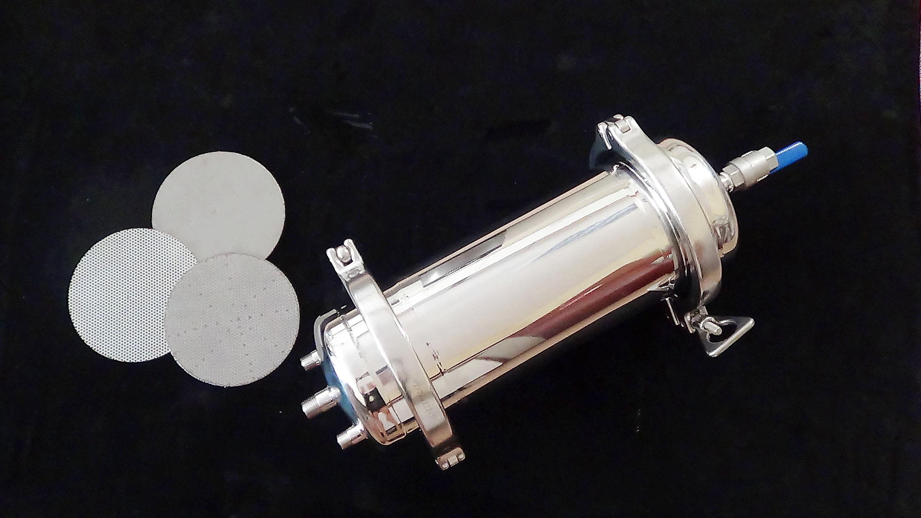 nucza filtracyjna laboratorium B&R