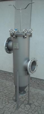 manualny filtr samoczyszczący